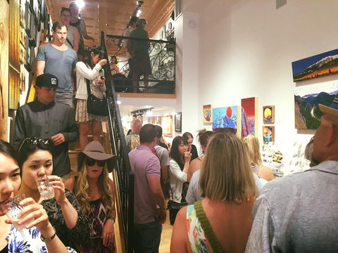 Downtown Bozeman Art Walk, Summer Events, Montana