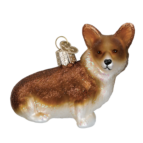 Pembroke Welsh Corgi Ornament by Old World Christmas