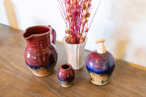Milk Pitcher by Firehole Pottery - Montana Gift Corral