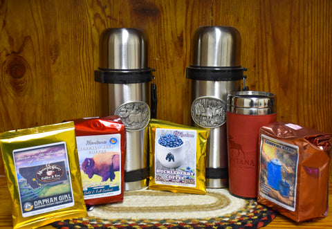 Coffee corporate gift ideas! at the Montana Gift Corral!