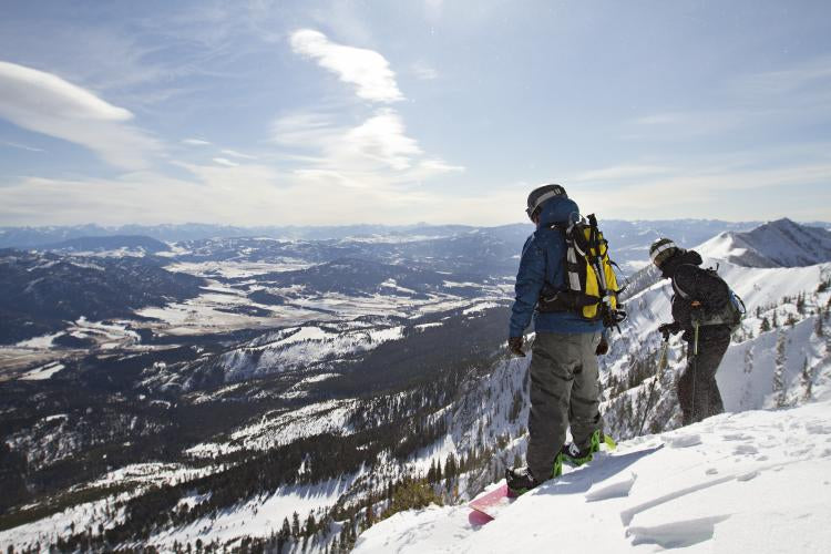 Outdoor recreation in Bozeman Vibe