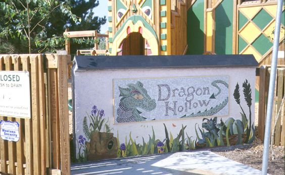 Dragon Hollow and Carousel