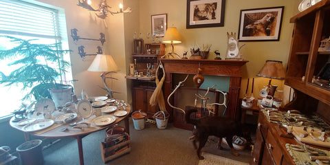 Eagle Point, High Country Arts, Pacific Northwest Road Trip, Montana Gift Corral