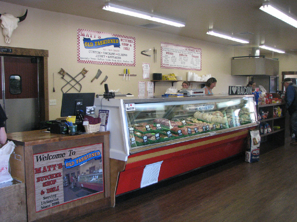 Matt's Old Fashioned Butcher Shop and Deli - Livingston