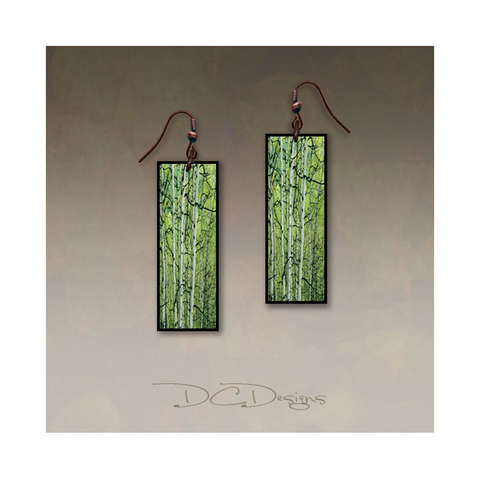 I04 CE Earrings by Illustrated Light