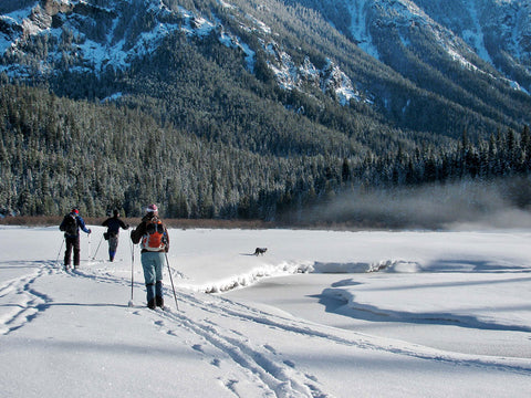 Hyalite Canyon, Back-country Skiing, Southwest Montana, Alpine Skiing, Montana Gift Corral