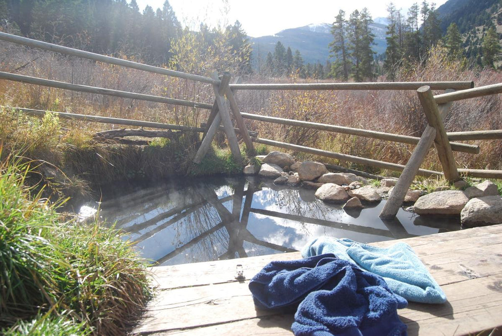 Upper Potosi Hot Spring on Five Natural Hot Springs Near Bozeman, Montana!