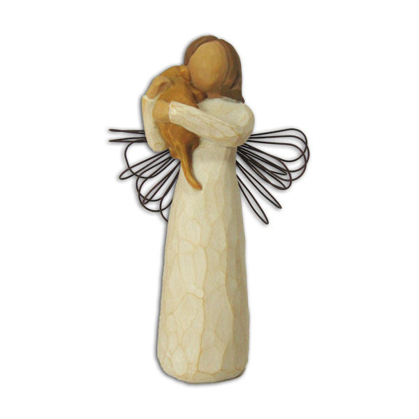 Angel of Friendship Willow Tree Ornament by Demdaco