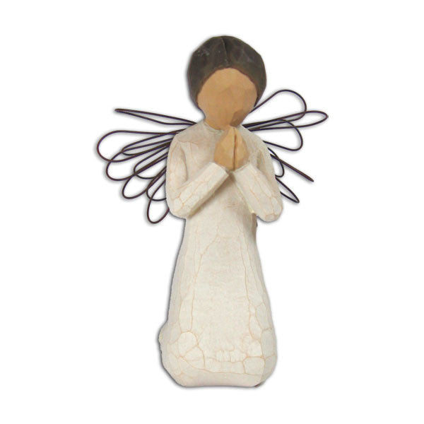 Angel of Prayer Willow Tree Ornament by Susan Lordi