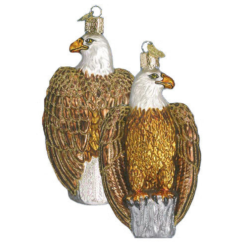 Bald Eagle Ornament by Old World Christmas