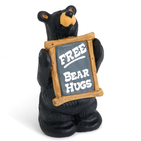 Bearfoots Bears Free Bear Hugs by Jeff Fleming and Big Sky Carvers