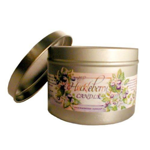 Huckleberry Travel Candle