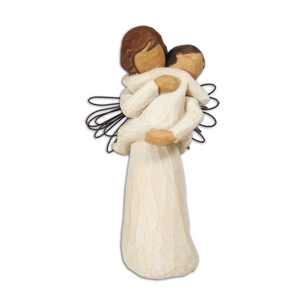 Angel's Embrace Willow Tree Ornament by Susan Lordi
