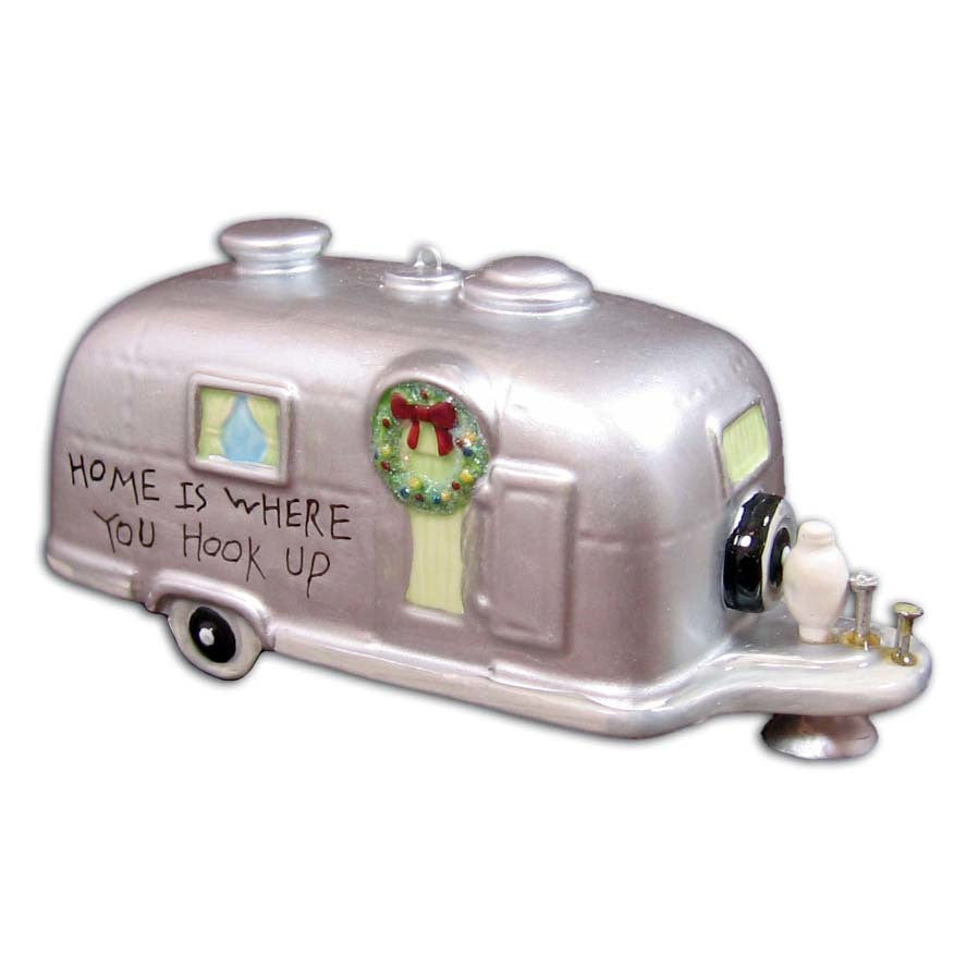 Airstream Camper Ornament by Old World Christmas