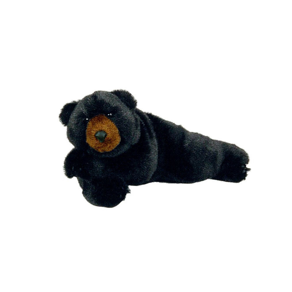 "26"" Black Bear Hugs by Ditz Designs"
