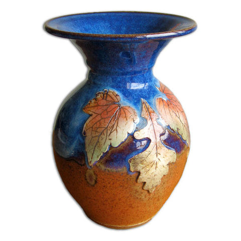 Medium Indian Summer Bowl Vase