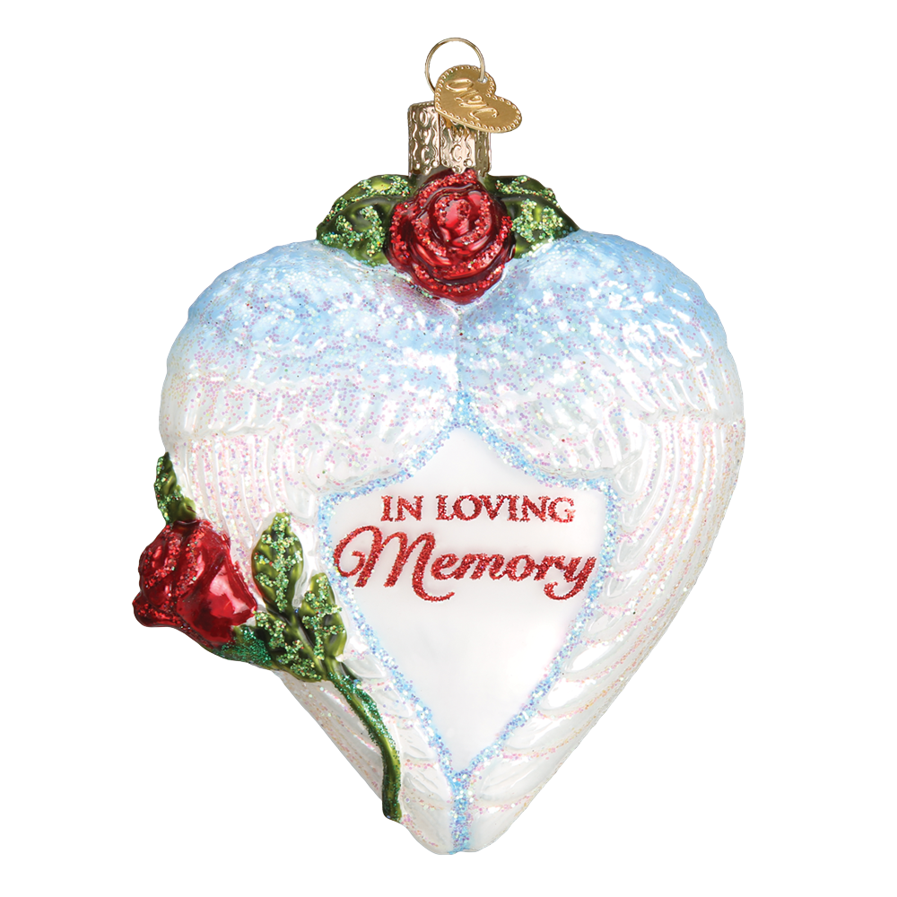 In Loving Memory Ornament by Old World Christmas