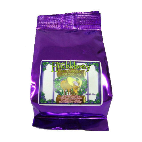 Huckleberry Cocoa Mix - 6.25 oz.