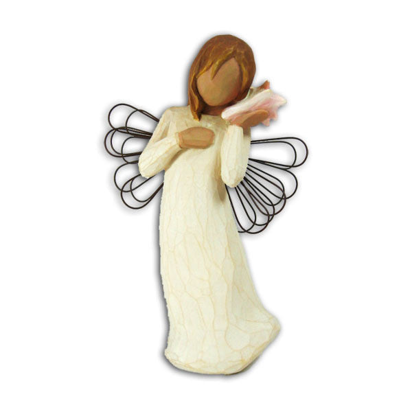 Thinking of You Angel Willow Tree Figurine by Susan Lordi