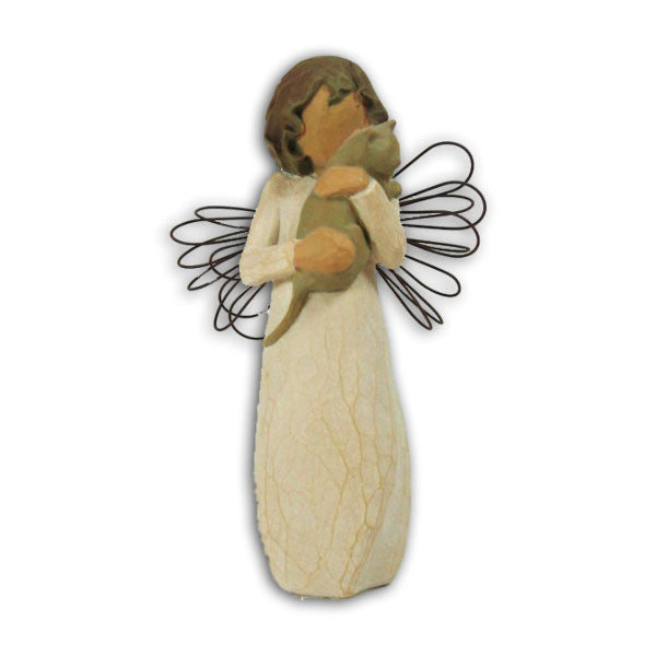 With Affection Angel Willow Tree Ornament by Susan Lordi