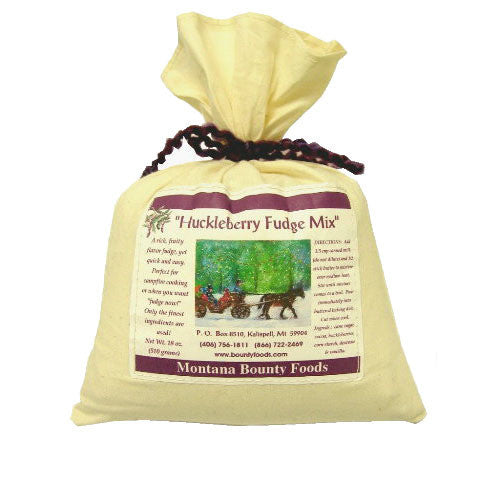 Huckleberry Fudge Mix