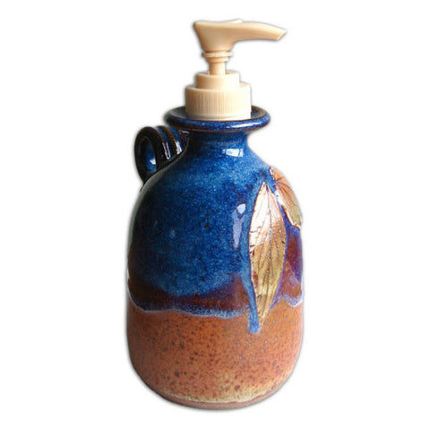 Indian Summer Pump Pot with Handle