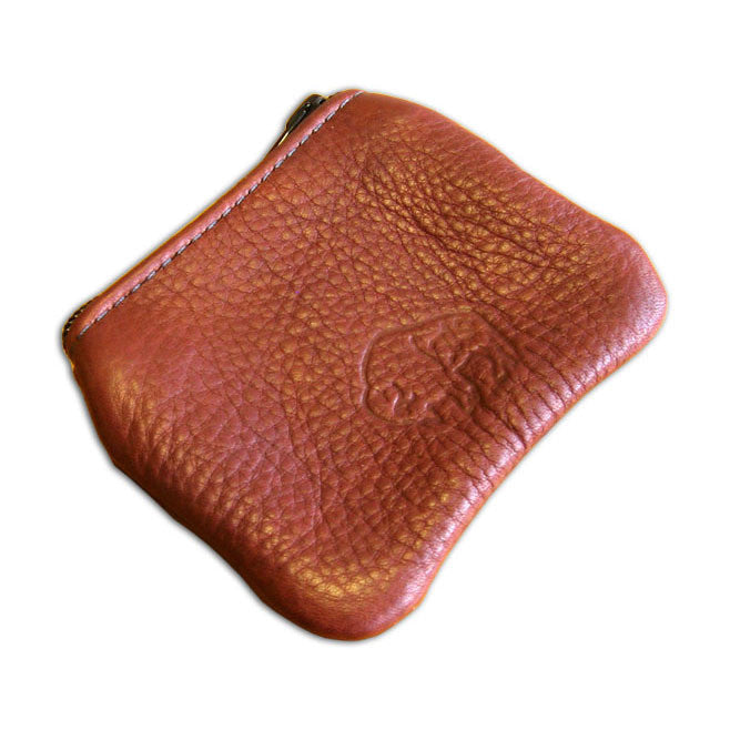 Mahogany Coin Purse