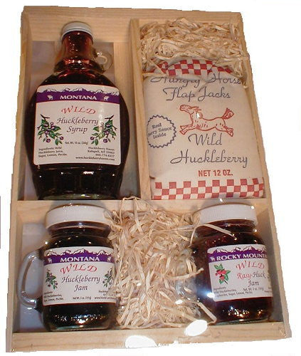 Huckleberry Deluxe Gift Crate
