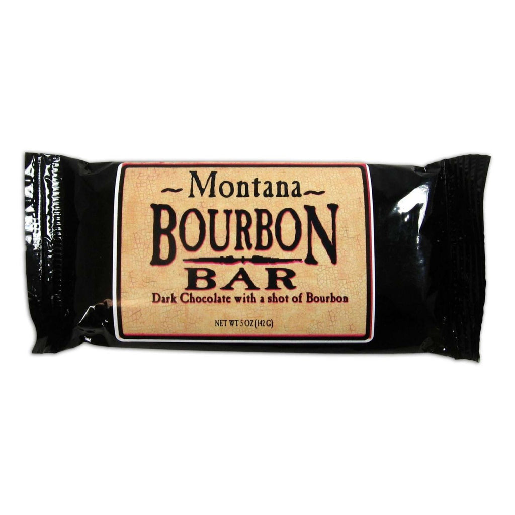 Bourbon Cocoa Dark Chocolate Bar
