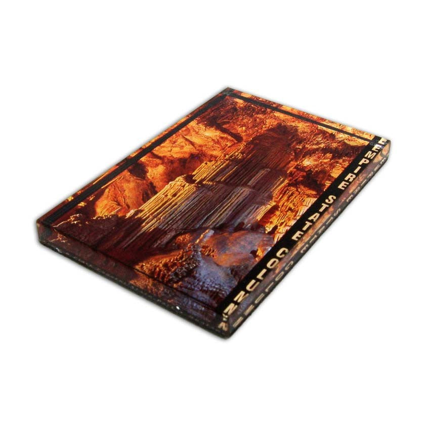 Lewis & Clark Caverns Empire State Column Magnet