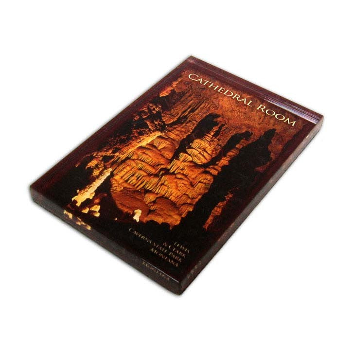 Lewis & Clark Caverns Cathedral Room Magnet