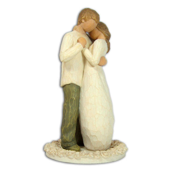 Promise Willow Tree Cake Topper by Susan Lordi