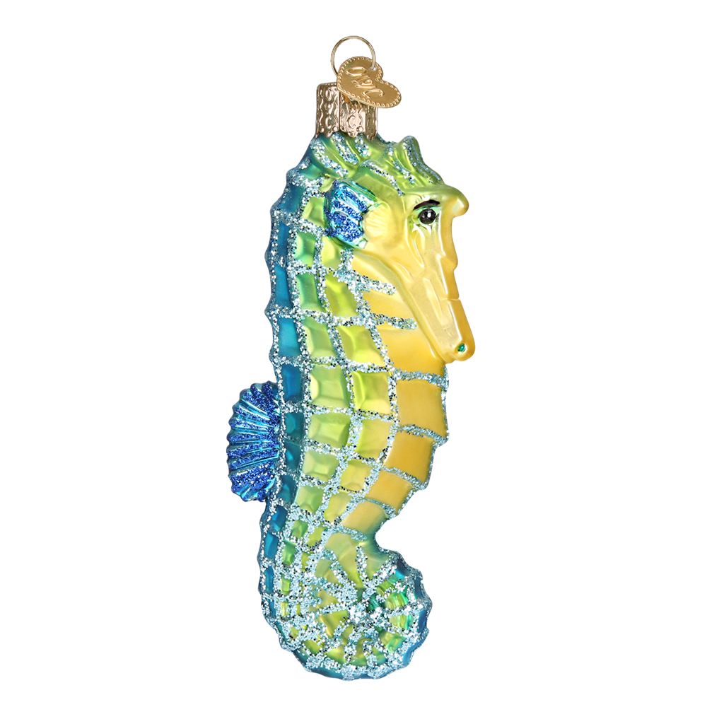 Seahorse Ornament by Old World Christmas