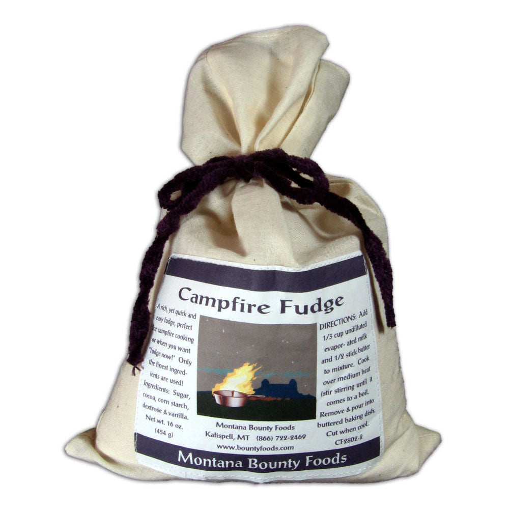 Campfire Fudge Mix