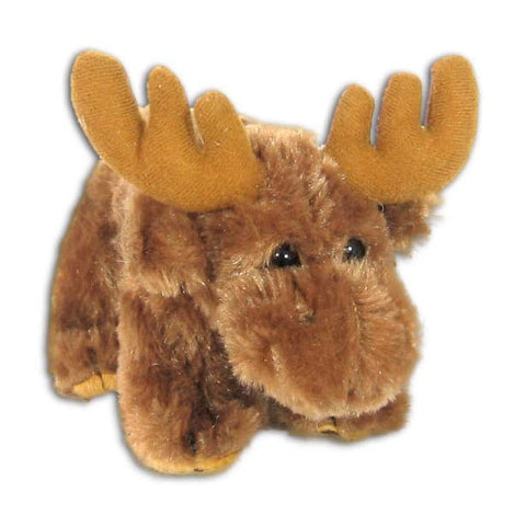 "6"" Moose with Sound by Wishpets"