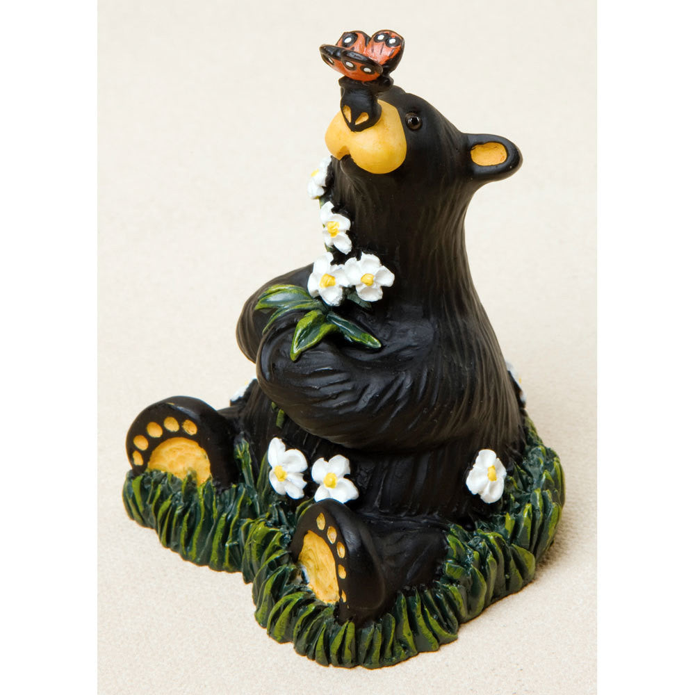 "Bearfoots ""Rachel"" Figurine by Big Sky Carvers"
