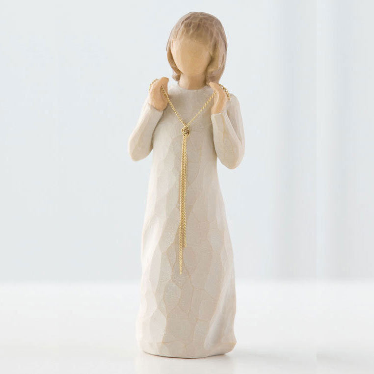 Truly Golden Willow Tree Figurine by Susan Lordi