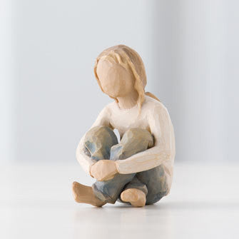 Spirited Child Willow Tree Figurine by Susan Lordi