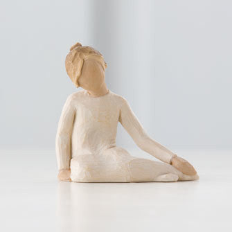 Thoughtful Child Willow Tree Figurine by Susan Lordi