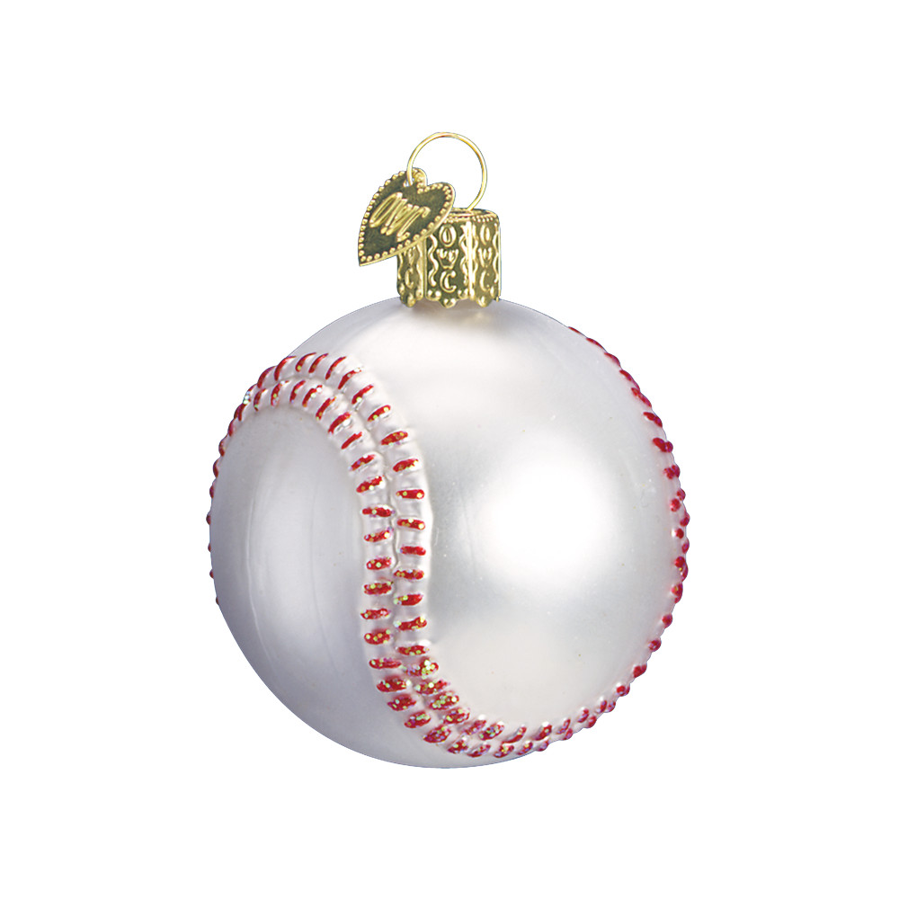 Baseball Ornament by Old World Christmas
