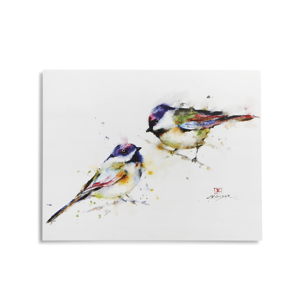 Songbird Boxed Notecard Sets by Dean Crouser and Big Sky Carvers