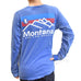 back Guardsmen Montana Skier Long Sleeve Shirt by Prairie Mountain at Montana Gift Corral