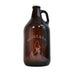 Amber Growler by SK Design Montana Fisherman Etching