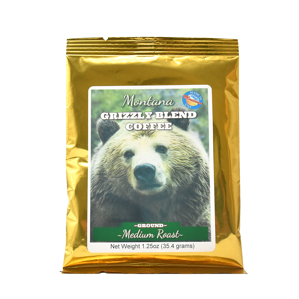 Morning Glory Grizzly Blend Coffee