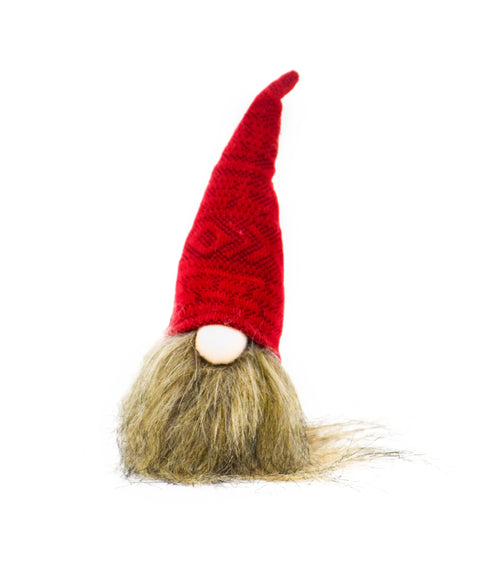 Gnome Ornament by Oak Street Wholesale