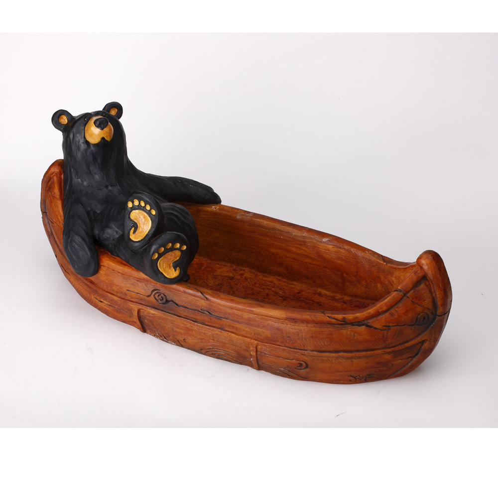 Bearfoots Lazy River Grand by Big Sky Carvers