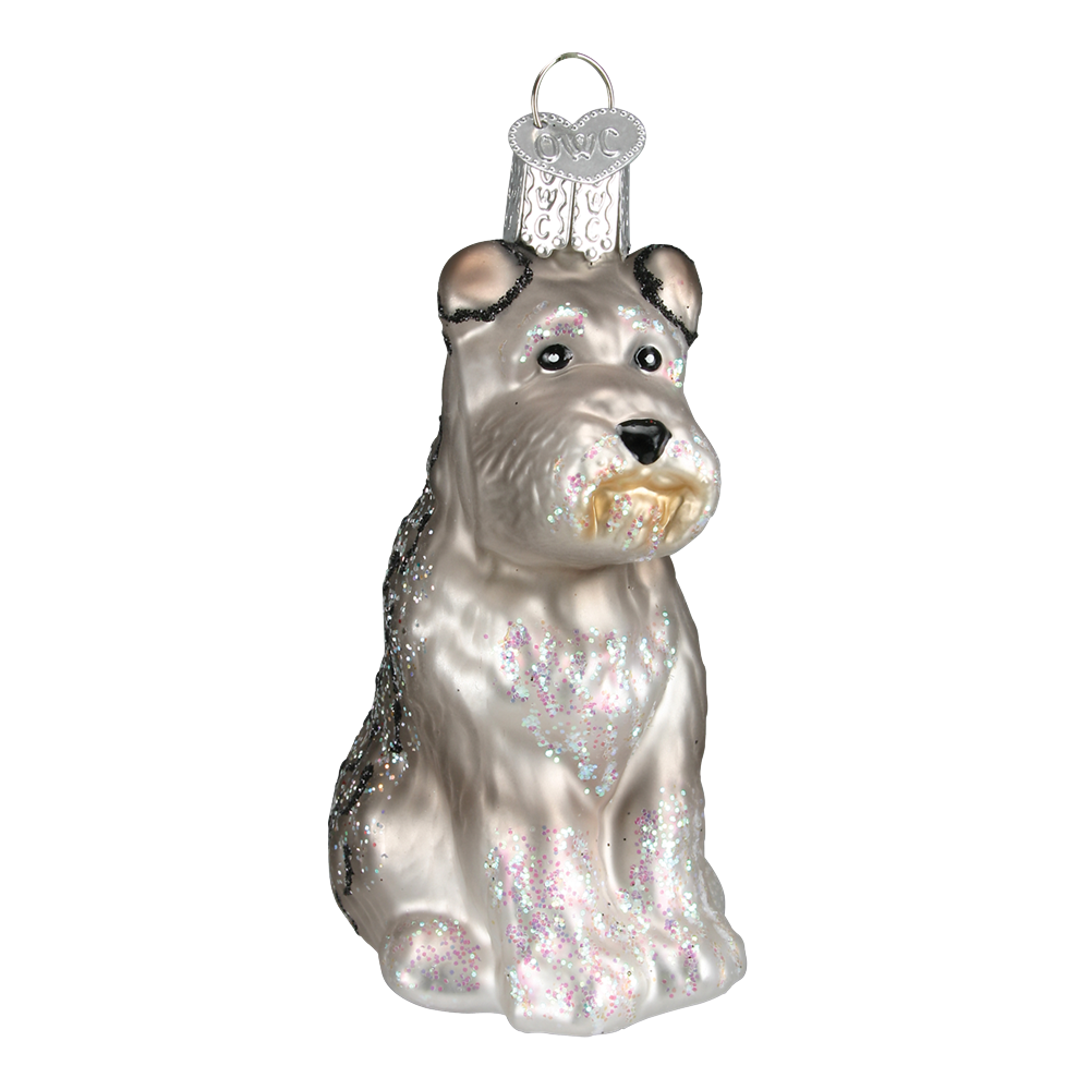 Schnauzer Ornament by Old World Christmas