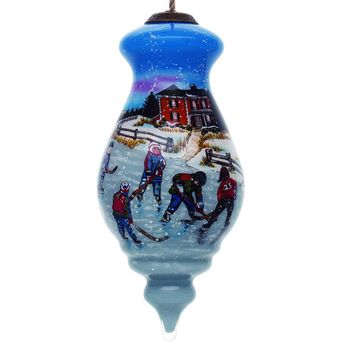 A Country Christmas Inner Beauty Christmas Ornament