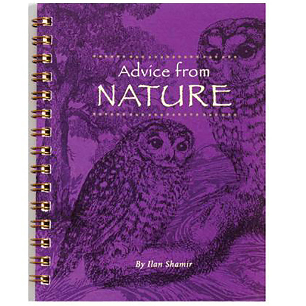 Advice From Nature Mini Book by Your True Nature