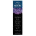 Advice from the Night Sky Bookmark by Your True Nature